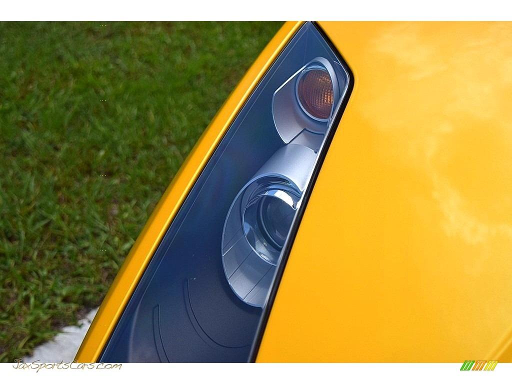 2006 Gallardo Spyder E-Gear - Giallo Midas / Nero Perseus photo #31