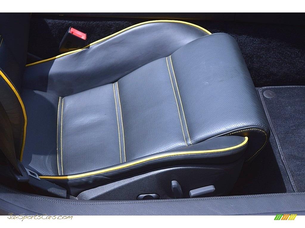 2006 Gallardo Spyder E-Gear - Giallo Midas / Nero Perseus photo #37