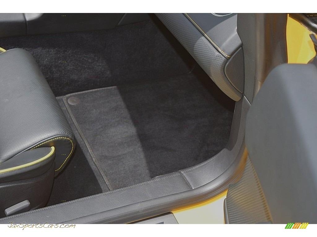 2006 Gallardo Spyder E-Gear - Giallo Midas / Nero Perseus photo #38