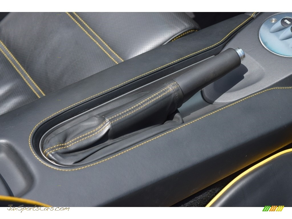 2006 Gallardo Spyder E-Gear - Giallo Midas / Nero Perseus photo #42