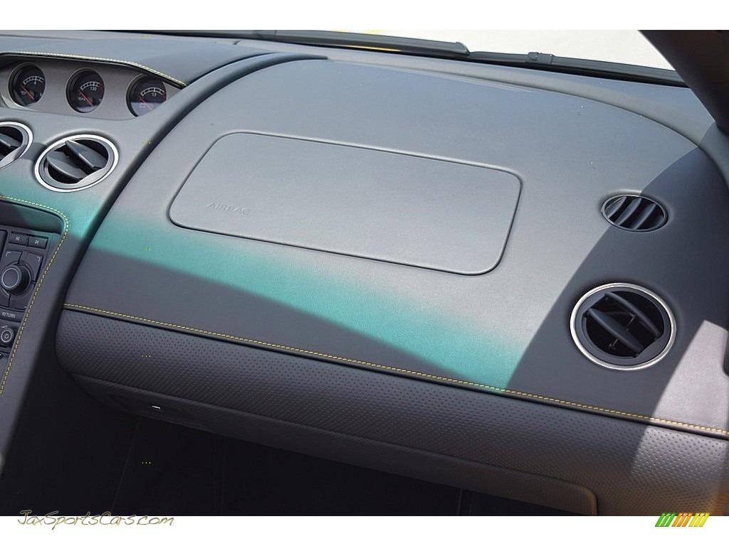 2006 Gallardo Spyder E-Gear - Giallo Midas / Nero Perseus photo #44