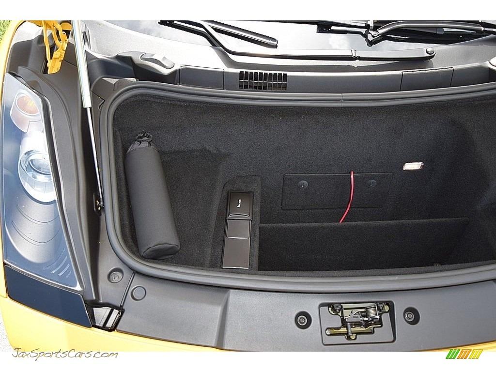 2006 Gallardo Spyder E-Gear - Giallo Midas / Nero Perseus photo #62