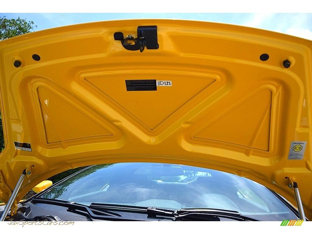 2006 Gallardo Spyder E-Gear - Giallo Midas / Nero Perseus photo #64