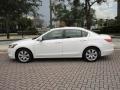 Honda Accord EX Sedan Taffeta White photo #3