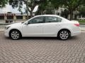 Honda Accord EX Sedan Taffeta White photo #30