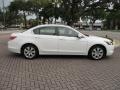 Honda Accord EX Sedan Taffeta White photo #36