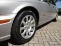 Jaguar XJ XJ8 Platinum Silver Metallic photo #22