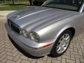 Jaguar XJ XJ8 Platinum Silver Metallic photo #35