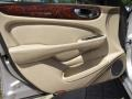 Jaguar XJ XJ8 Platinum Silver Metallic photo #48
