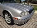 Jaguar XJ XJ8 Platinum Silver Metallic photo #57