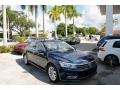 Volkswagen Passat SE Tourmaline Blue Metallic photo #1