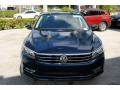 Volkswagen Passat SE Tourmaline Blue Metallic photo #3