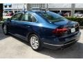 Volkswagen Passat SE Tourmaline Blue Metallic photo #6