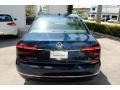 Volkswagen Passat SE Tourmaline Blue Metallic photo #8