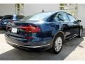 Volkswagen Passat SE Tourmaline Blue Metallic photo #10