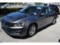Volkswagen Passat S Platinum Gray Metallic photo #4
