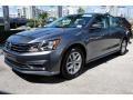 Volkswagen Passat S Platinum Gray Metallic photo #5