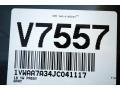 Volkswagen Passat S Platinum Gray Metallic photo #20
