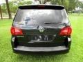Volkswagen Routan SE Nocturne Black Metallic photo #7