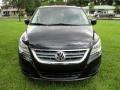 Volkswagen Routan SE Nocturne Black Metallic photo #15