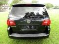 Volkswagen Routan SE Nocturne Black Metallic photo #50
