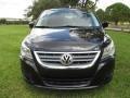 Volkswagen Routan SE Nocturne Black Metallic photo #54