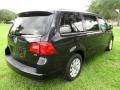 Volkswagen Routan SE Nocturne Black Metallic photo #75