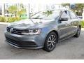 Volkswagen Jetta SE Platinum Gray Metallic photo #5