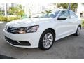 Volkswagen Passat SE Pure White photo #5