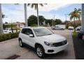 Volkswagen Tiguan Wolfsburg Pure White photo #1