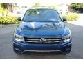 Volkswagen Tiguan SE Stone Blue Metallic photo #3