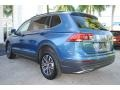 Volkswagen Tiguan SE Stone Blue Metallic photo #7