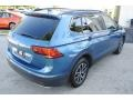 Volkswagen Tiguan SE Stone Blue Metallic photo #9
