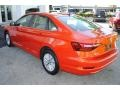Volkswagen Jetta S Habanero Orange photo #6