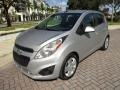Chevrolet Spark LT Silver Ice photo #1