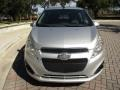 Chevrolet Spark LT Silver Ice photo #15