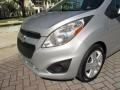 Chevrolet Spark LT Silver Ice photo #34