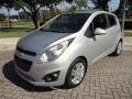 Chevrolet Spark LT Silver Ice photo #39