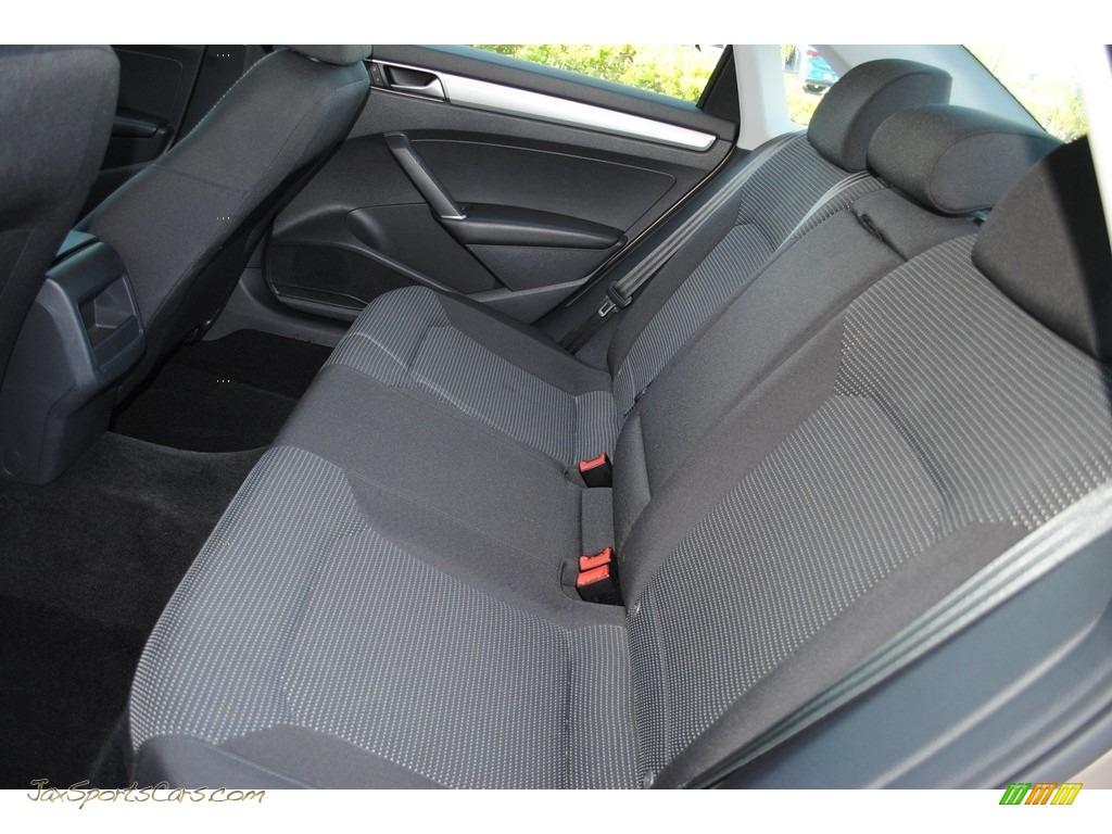 2016 Passat S Sedan - Titanium Beige / Titan Black photo #11