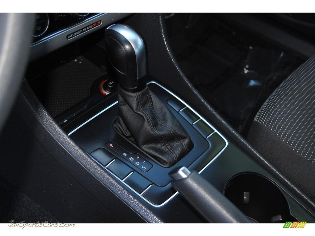 2016 Passat S Sedan - Titanium Beige / Titan Black photo #14
