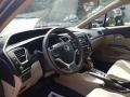 Honda Civic LX Sedan Polished Metal Metallic photo #12