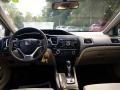 Honda Civic LX Sedan Polished Metal Metallic photo #13