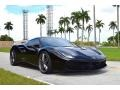 Ferrari 488 Spider  Nero (Black) photo #6