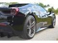 Ferrari 488 Spider  Nero (Black) photo #10