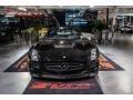 Mercedes-Benz SLS AMG GT Coupe Black Series Obsidian Black Metallic photo #2