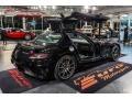 Mercedes-Benz SLS AMG GT Coupe Black Series Obsidian Black Metallic photo #6