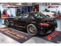 Mercedes-Benz SLS AMG GT Coupe Black Series Obsidian Black Metallic photo #10