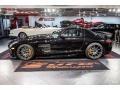 Mercedes-Benz SLS AMG GT Coupe Black Series Obsidian Black Metallic photo #11