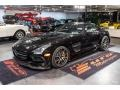Mercedes-Benz SLS AMG GT Coupe Black Series Obsidian Black Metallic photo #12