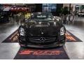 Mercedes-Benz SLS AMG GT Coupe Black Series Obsidian Black Metallic photo #13